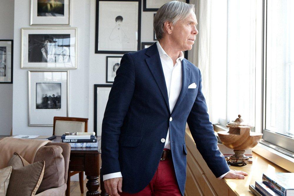 Tommy Hilfiger designer