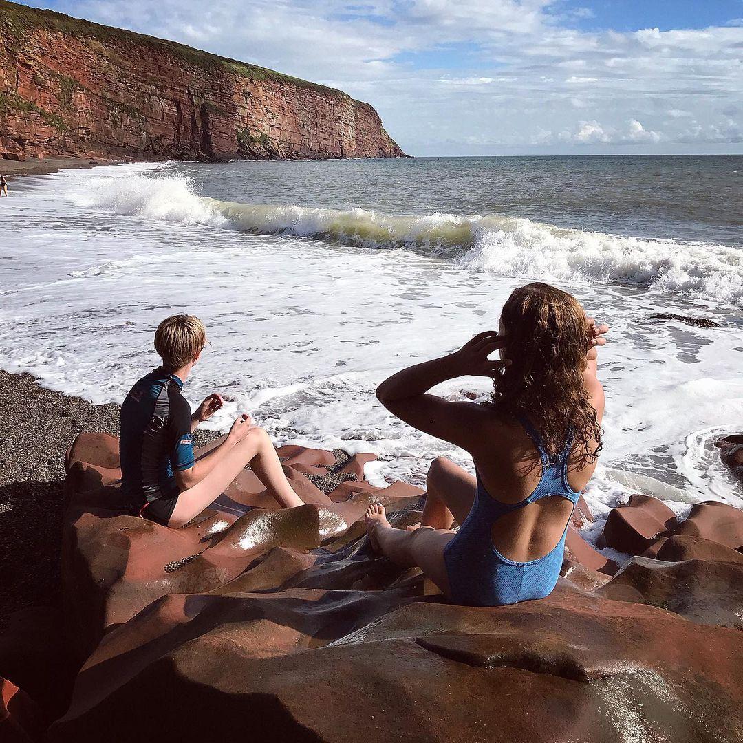 Picture of cumbria coastal area