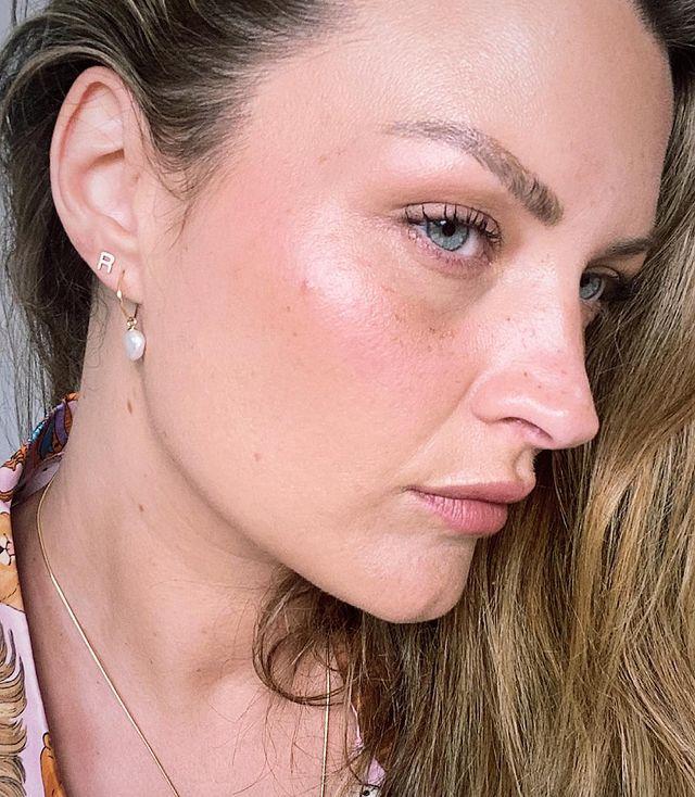 Make up artist Sam Chapman minimal makeup