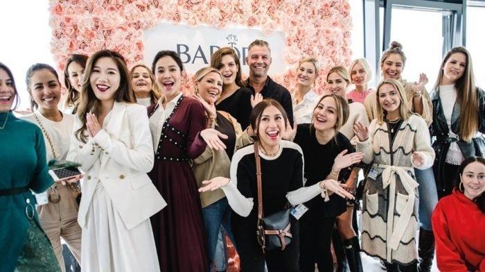 20 Insta-Beauties besöker BABOR
