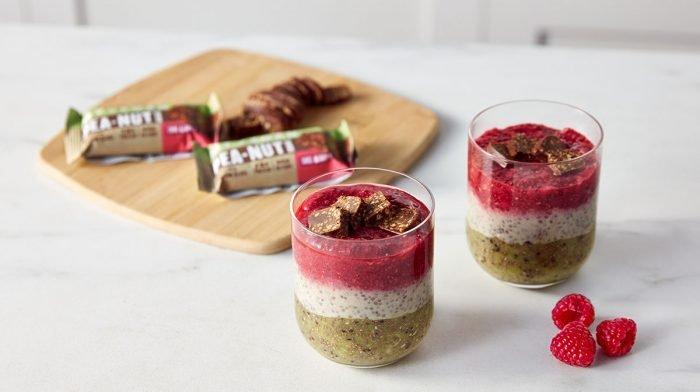 Berry & Maple Chia Pudding Recipe