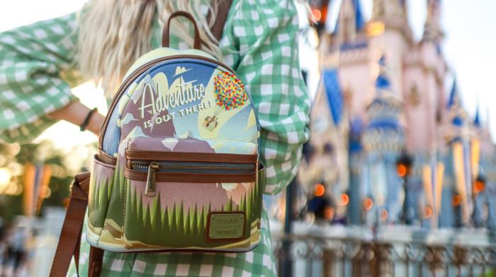 VeryNeko Loungefly Exclusive: Disney Pixar Up Mini Backpack