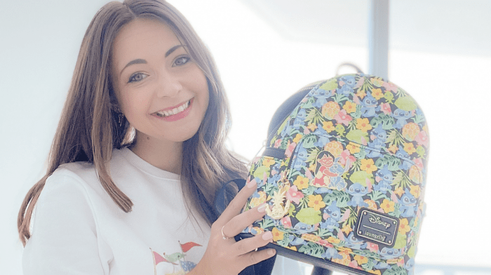 What's In My Loungefly Backpack?