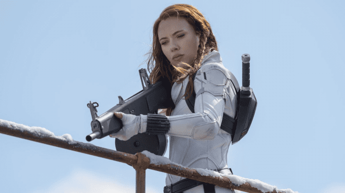 Black Widow: The New Marvel Movie Epic