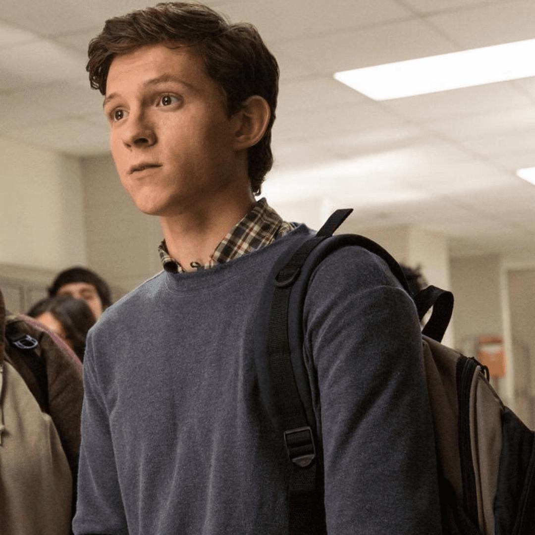 Tom Holland as Peter Parker