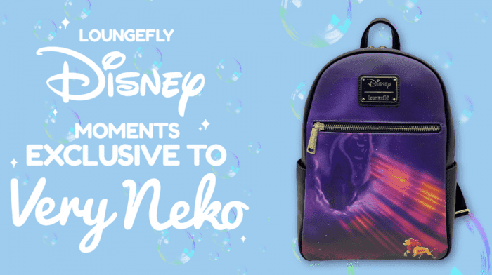 Our First Loungefly Disney Moments Exclusive