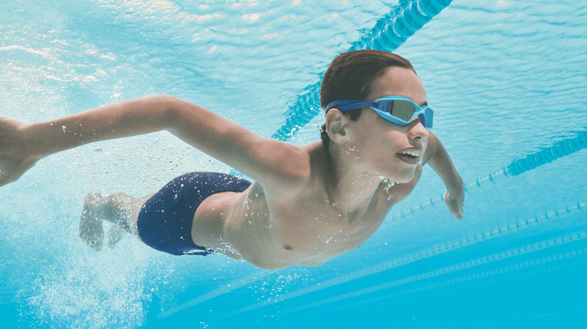 Learn to Swim Programme: Stage One – Start Splashing!