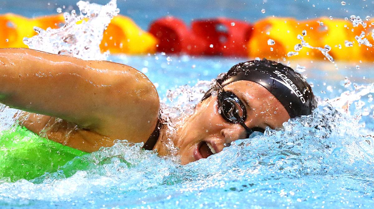 Team Speedo Athlete and RLSS UK Ambassador, Jazz Carlin Shares Her Top Water Safety Tips
