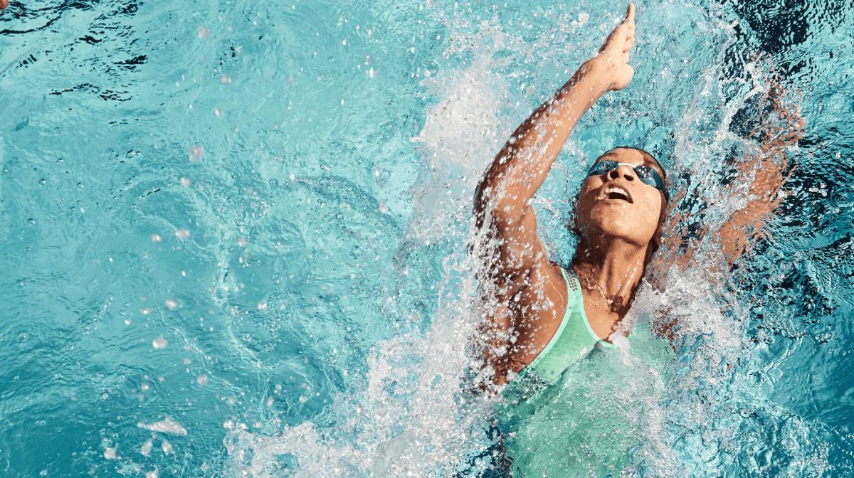 Team Speedo Athlete Alia Atkinson Shares Her Top Ten Water Safety Tips