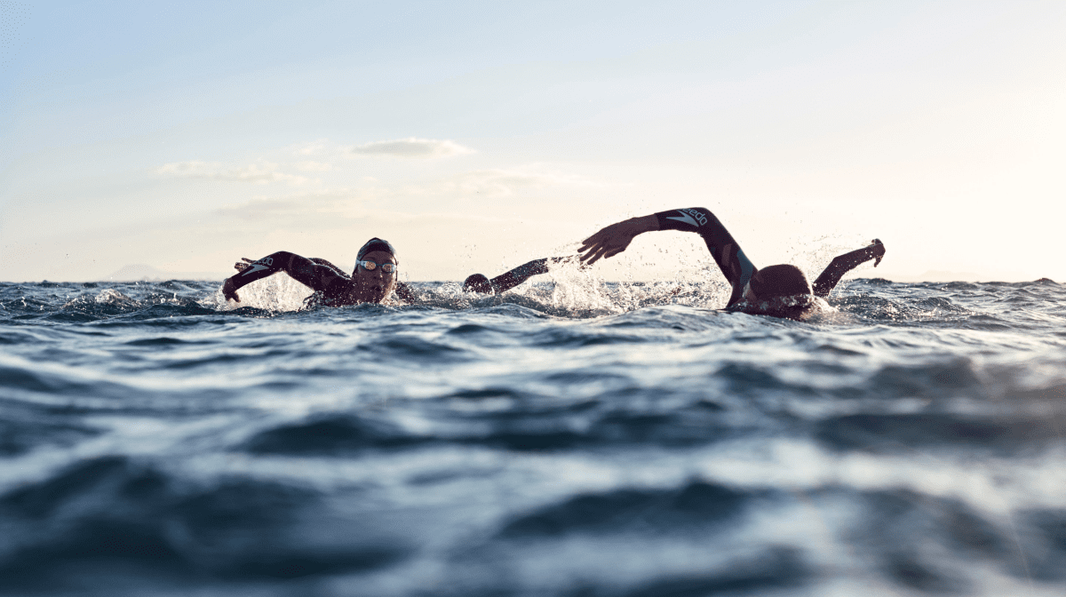 Real Life Interview: The Joy of Open Water Swimming In Summer