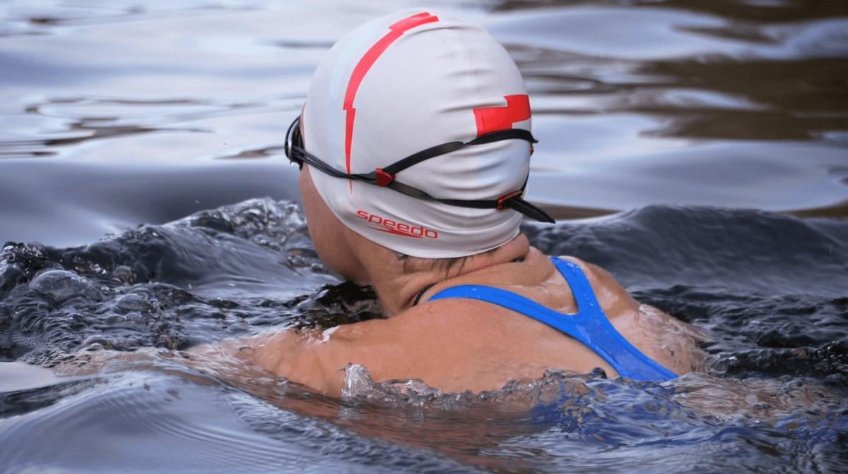 Open-water Triathlon Breathing Techniques
