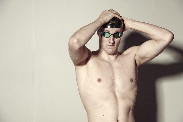Eat and Train Like Australian Distance Swimmer Mack Horton