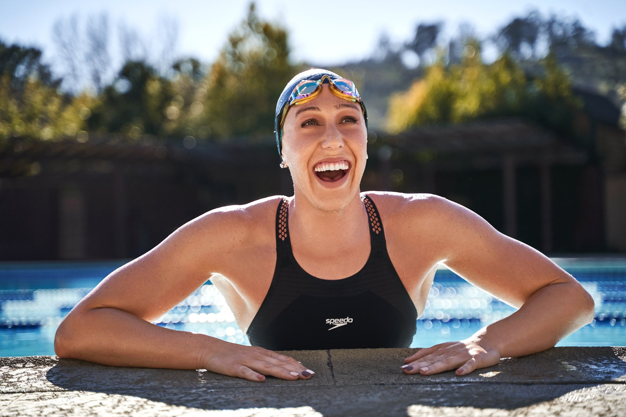 How Can I Stay Motivated When Competing at Swimming?