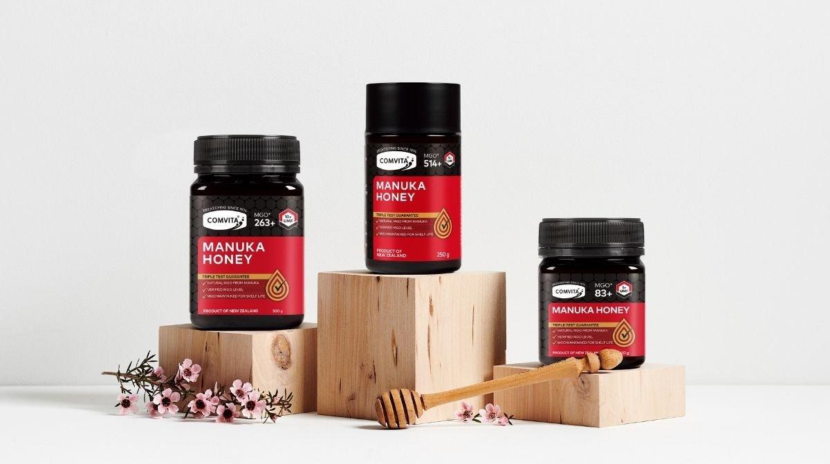 Manuka Honey MGO & UMF™: How Do They Compare?