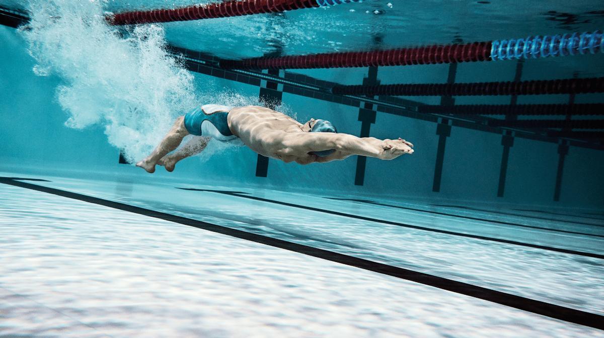 Dave Mcnulty Trainingsplan Fitnessschwimmen 2. Woche
