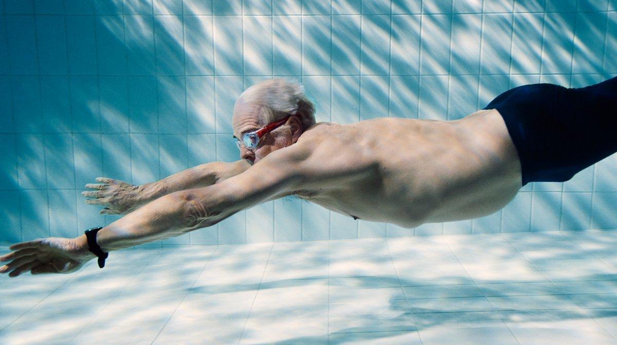 Dave Mcnulty Trainingsplan Fitnessschwimmen 3. Woche