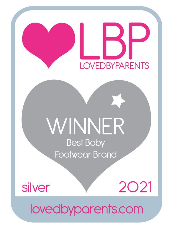 best baby footwear brand certificate