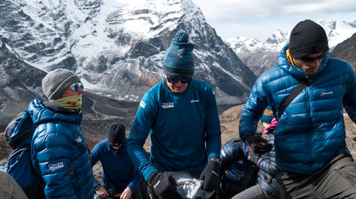 Millimetres to Mountains: Meet The Team
