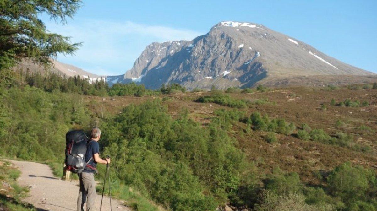 Step 7: Rock Climbing on Ben Nevis – Mick Fowler