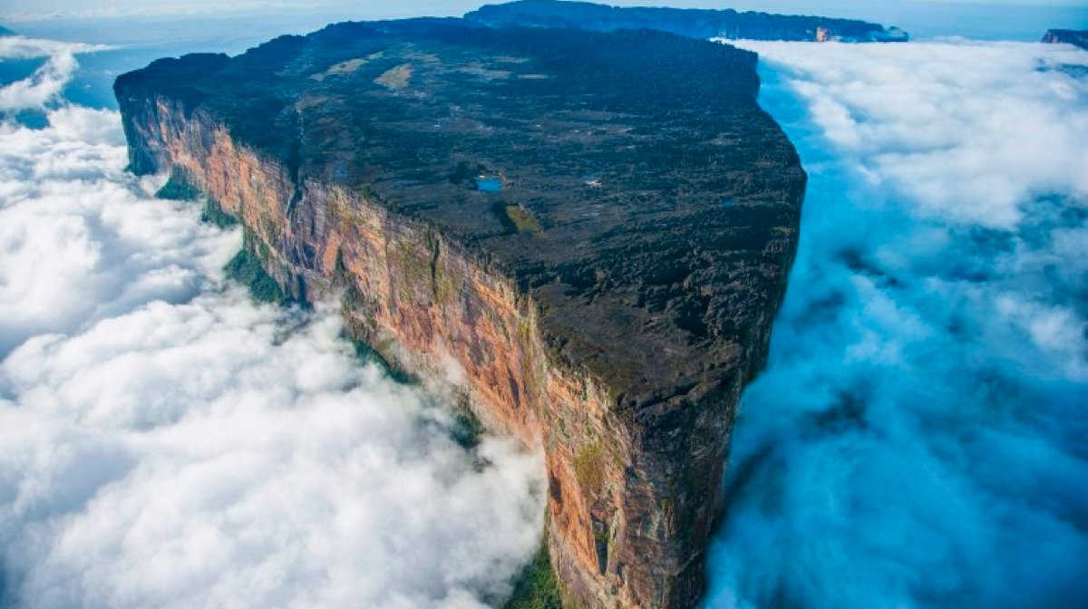 Everything you need to know about Leo Houlding's Epic Expedition to the Lost World