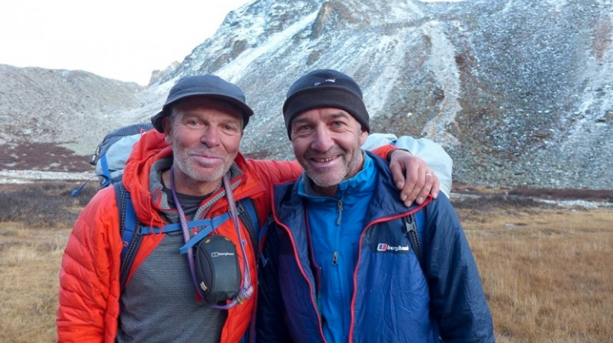 Mick Fowler and Paul Ramsden Awarded Piolets d'Or for Third Time
