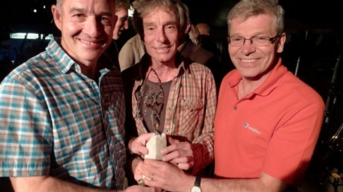 Mick & Paul's Award Night at the Piolet d'Or gathering