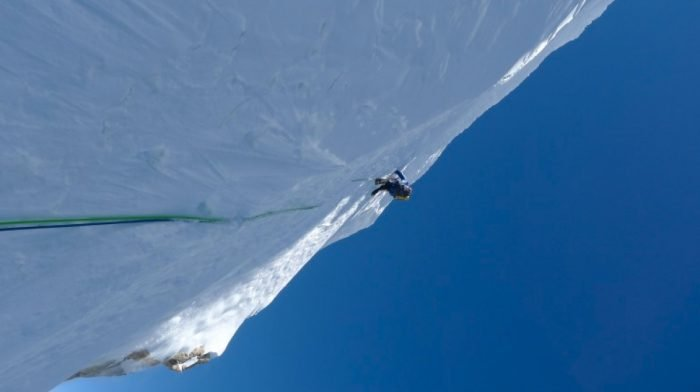 Mick Fowler and Paul Ramsden Strike Gold with Gave Ding First Ascent