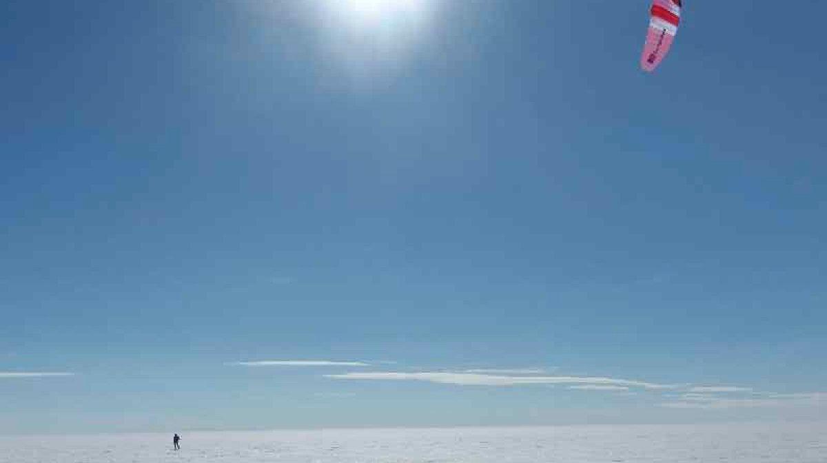 Greenland Snowkite: Day 16