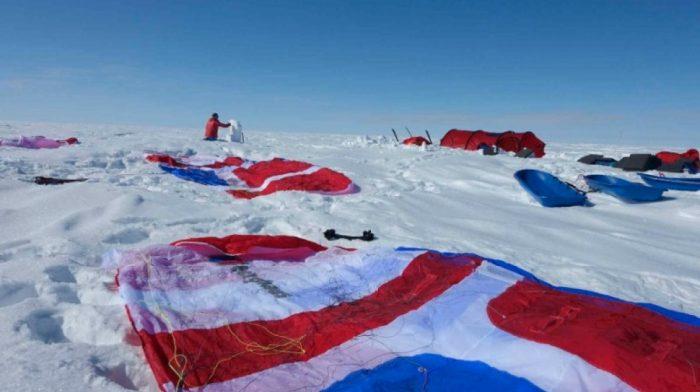Greenland Snowkite: Day 10, Let's Talk!