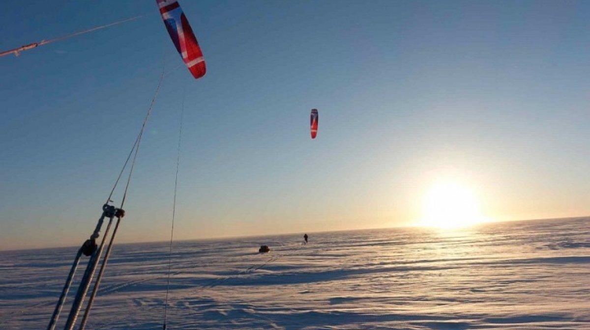 Greenland Snowkite: Day 11