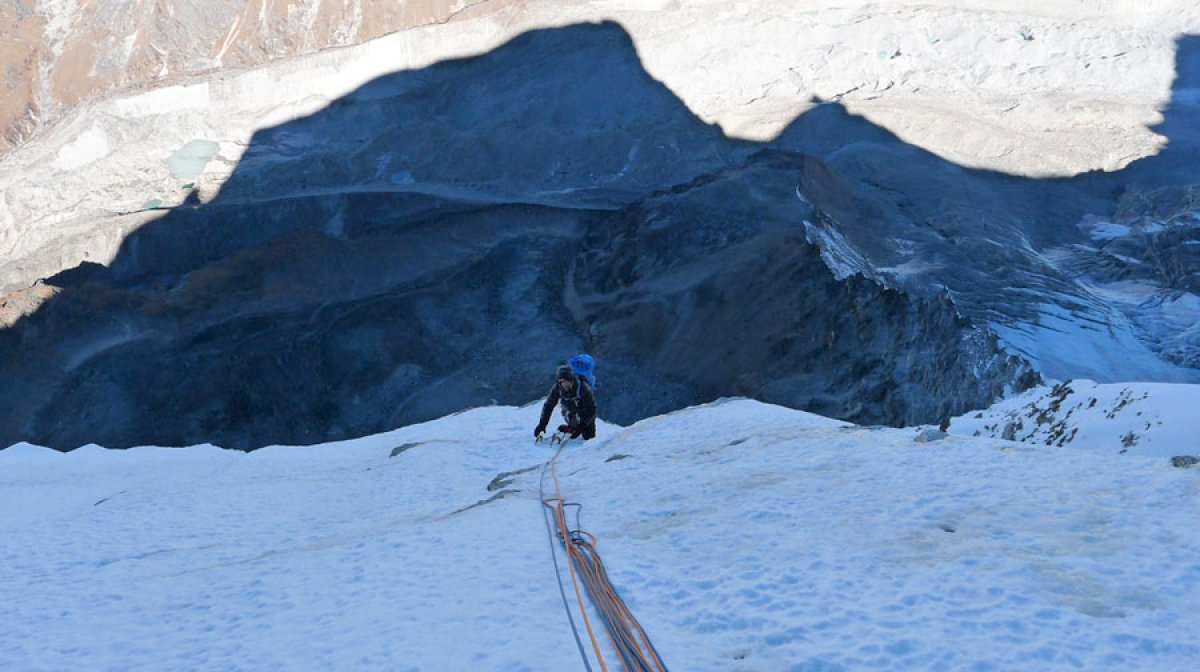 Mick Fowler's Next Adventure in West Nepal