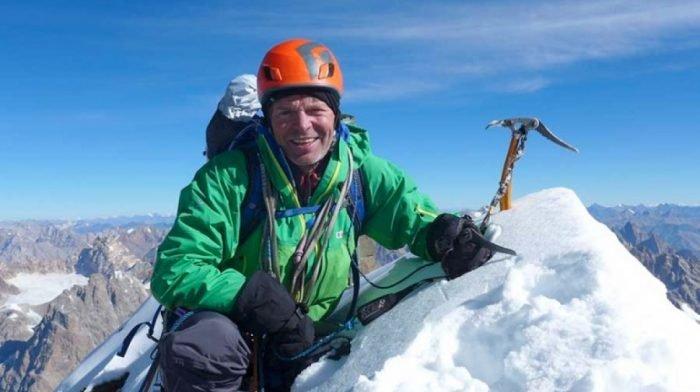 How to Climb Like Mick Fowler