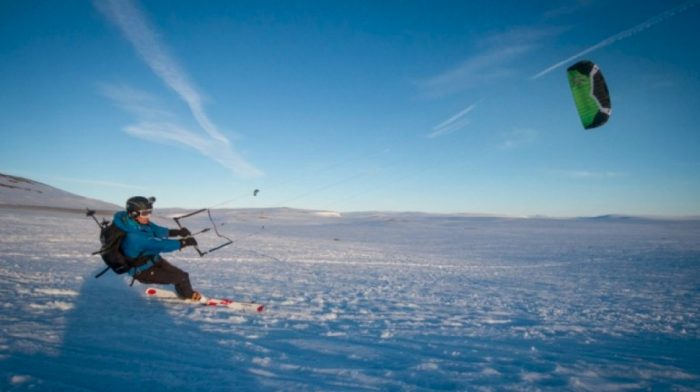 Greenland Snowkite – Expedition Introduction