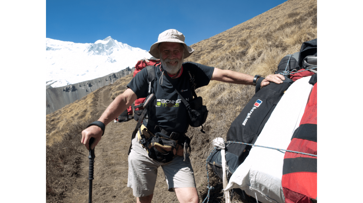 Revisiting Annapurna II, 50 Years On
