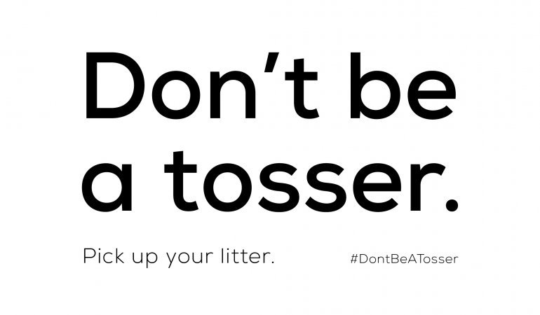 Pick Up Your Litter