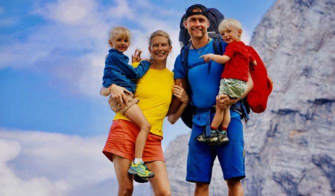 Houlding Family Adventure