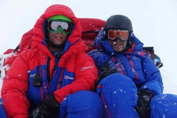 Greenland Snowkite: Day 3