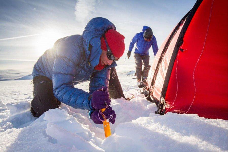 Greenland Snowkite: Day 2