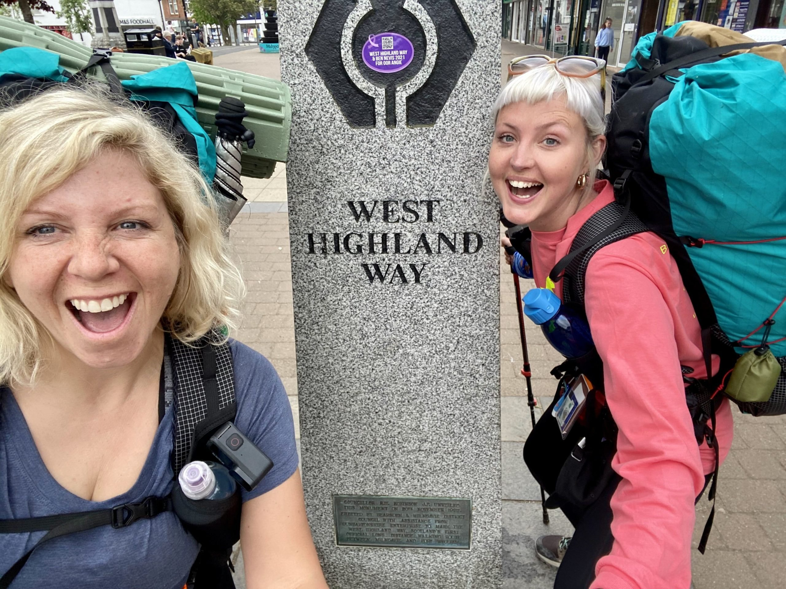 Two Invisible Illnesses. One 96-Mile Route.