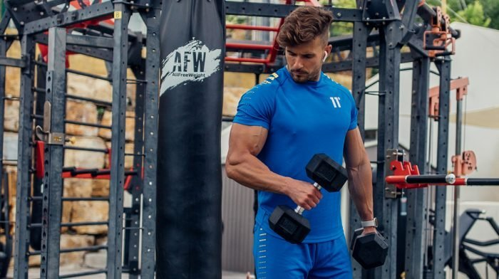 Muscle-fit T-shirts: Tips for Building Muscle