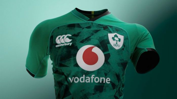 Ireland's Jersey for a New Horizon
