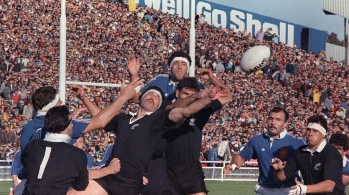 Rugby World Cup Winners Timeline 1987-2019