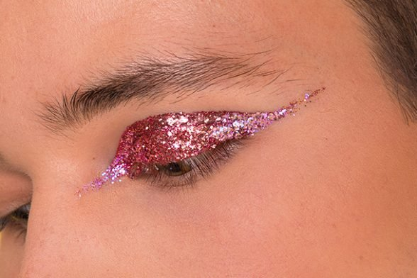 The new kid on the glitter block that's quickening our pulses