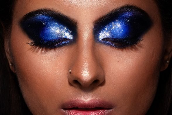 A beauty look for every festive get-together