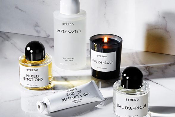 Byredo is now available at Cult Beauty!
