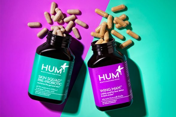 Need It Now: HUM Nutrition's Skin Squad and Wing Man