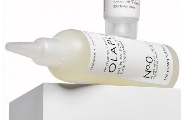 Introducing OLAPLEX's new No. 0 Treatment Kit