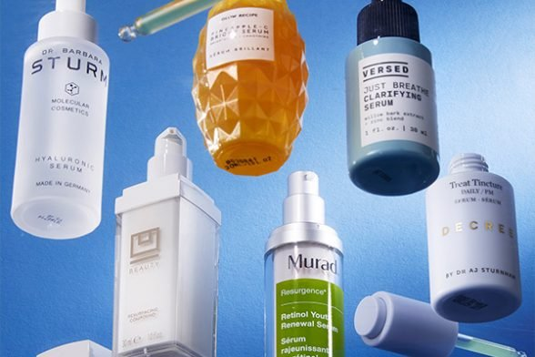 Find the best serum for your skin concerns