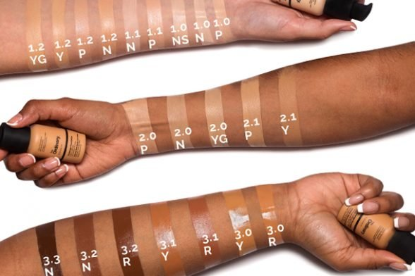 How to tell whether your undertone is warm or cool