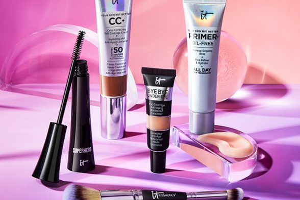 IT Cosmetics is our Cult Brand of the Month!